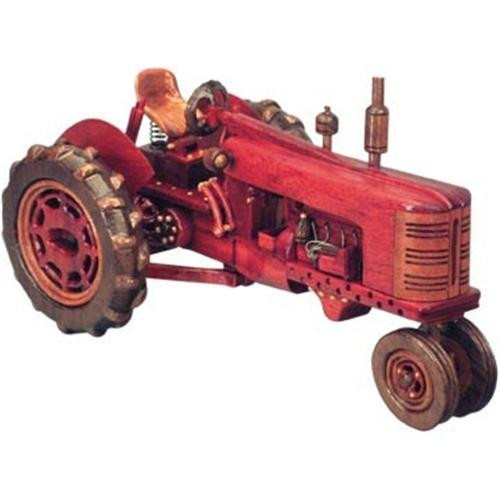 Cherry Tree Toys Old Time Tractor Parts Kit