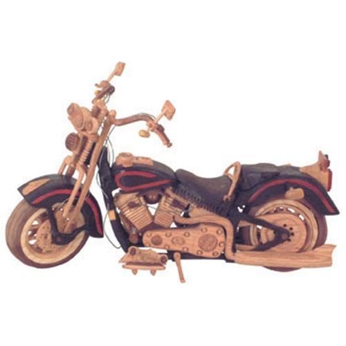 Cherry Tree Toys Motorcycle Parts Kit