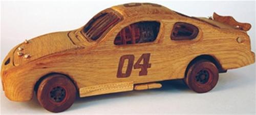 Cherry Tree Toys Race Car Parts Kit