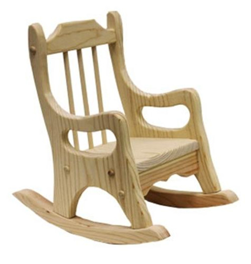 Cherry Tree Toys Doll Rocking Chair Parts Kit