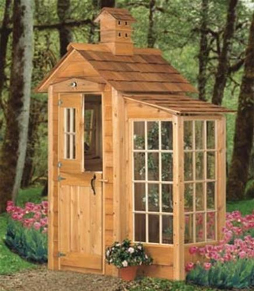 Winfield Collection Garden Shed and Accents Hardware Kit