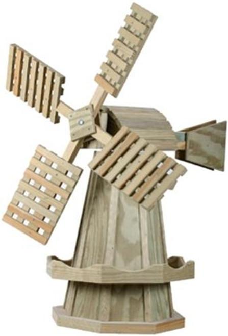 Cherry Tree Toys Dutch Windmill Hardware Kit