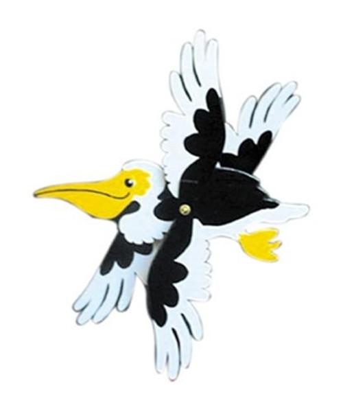 Cherry Tree Toys Pelican Whirligig DIY Kit