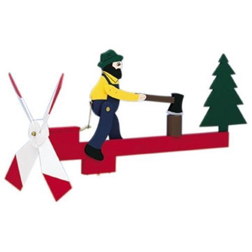 Cherry Tree Toys Wood Chopper Whirligig DIY Kit