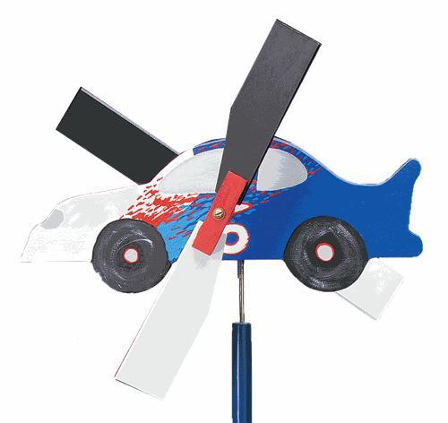 Cherry Tree Toys Racer Whirligig DIY Kit