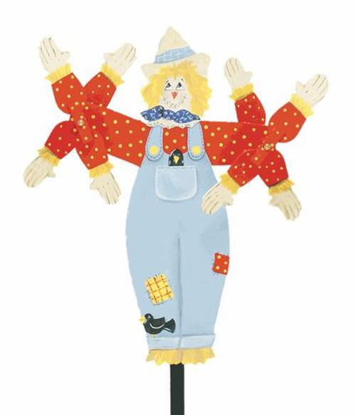 Cherry Tree Toys Scarecrow Whirligig DIY Kit