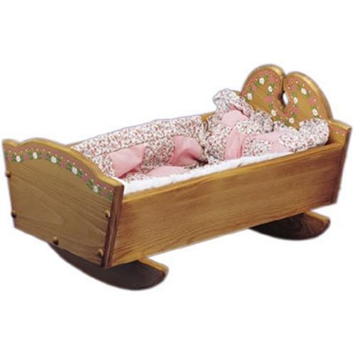 Cherry Tree Toys The Country Cradle Ready to Assemble Kit