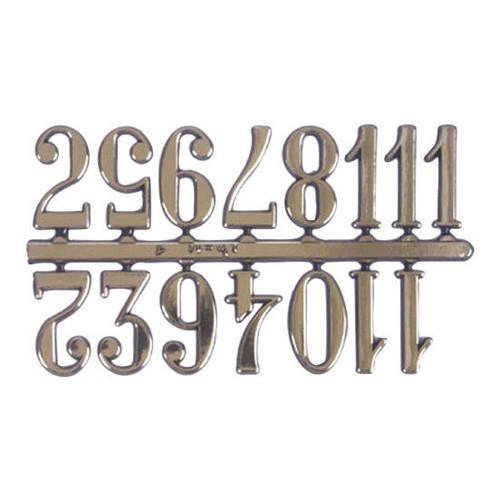 Clock Numbers 1-12