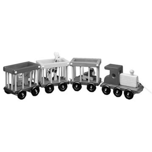 Cherry Tree Toys Circus Train Plan