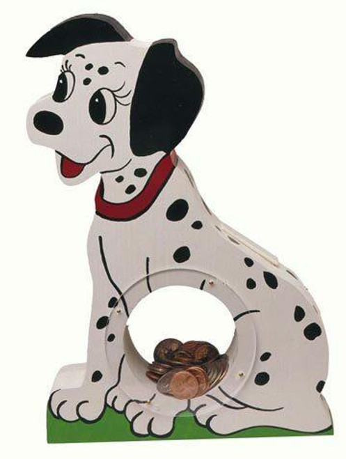 Cherry Tree Toys Dalmatian Bank Plan