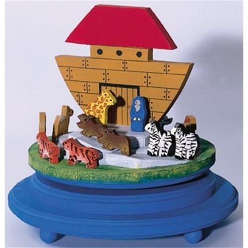 Cherry Tree Toys Musical Ark Carousel Plan