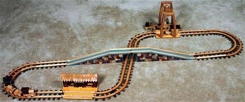 Cherry Tree Toys Train Set Plan