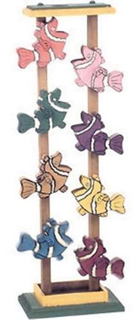 Cherry Tree Toys Marble Fish Game Plan