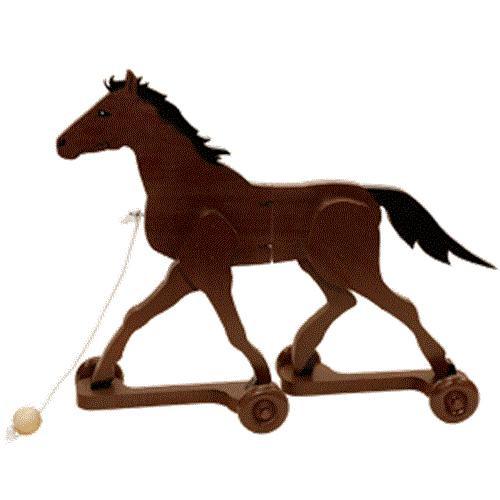 Cherry Tree Toys Horse Wiggle Toy Plan