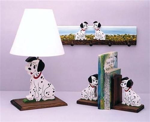 Cherry Tree Toys Dalmatian Collection Plans
