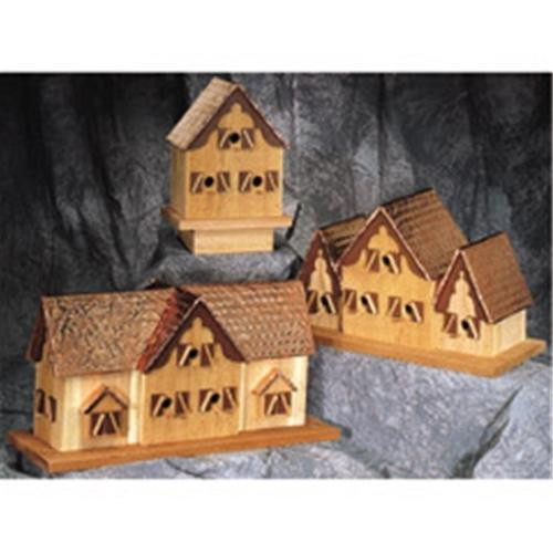 Cherry Tree Toys Small Alpine Birdhouse Plan