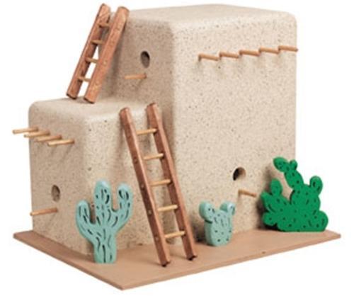 Cherry Tree Toys Adobe Birdhouse Plan