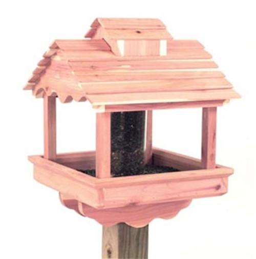 Cherry Tree Toys Ultimate Cedar Feeder Plan