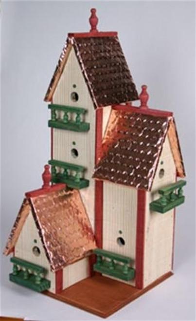 Cherry Tree Toys Rusty Arms Birdhouse Plan