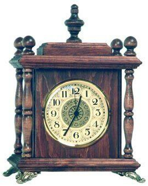 Cherry Tree Toys Shelf Desk Clock Plan