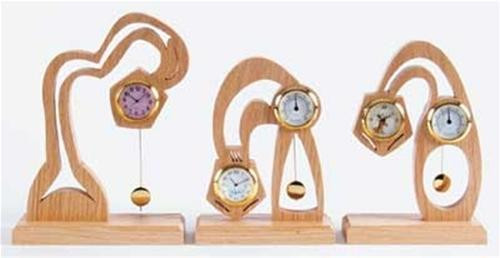 Wildwood Designs Twisted Mini Grandfather Clock Plan