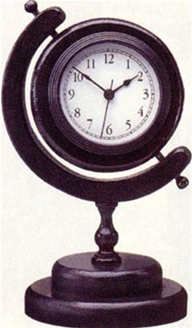 Cherry Tree Toys Globe Clock Plan