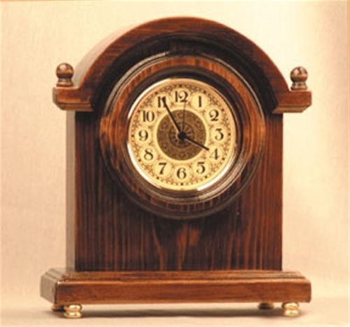 Cherry Tree Toys Mini Mantel Clock Plan