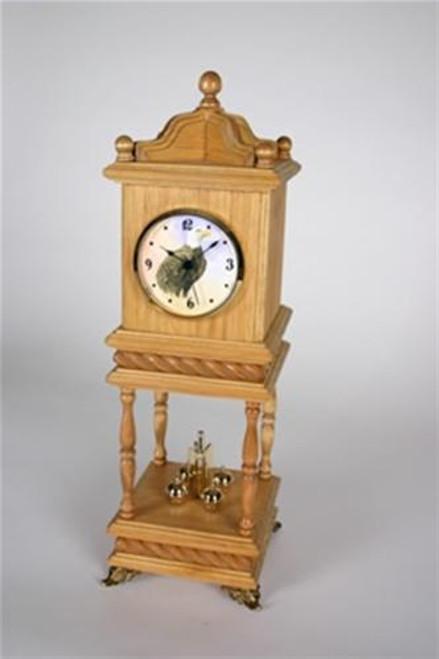 Cherry Tree Toys William Clock Plan