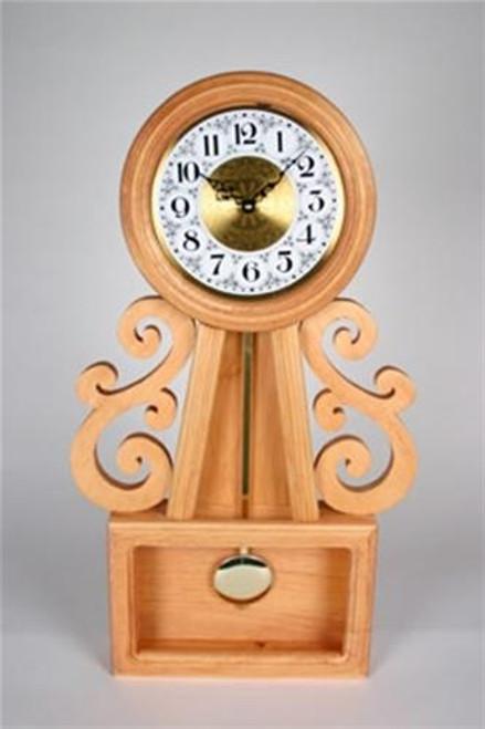 Cherry Tree Toys Banjo Clock Plan
