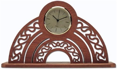 Wildwood Designs Celtic Mantel Clock Plan