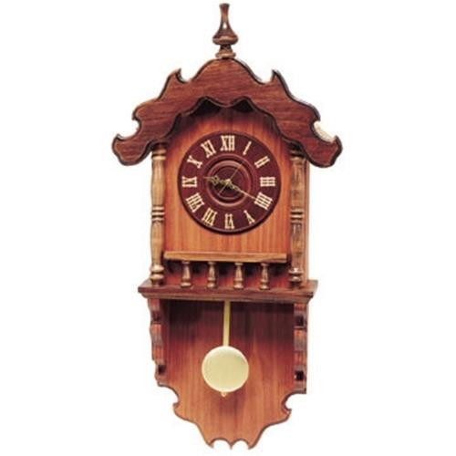 Cherry Tree Toys Bavarian Clock Plan