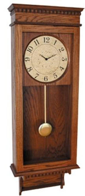 Cherry Tree Toys Westboro Clock Plan