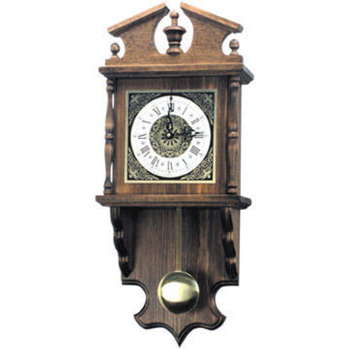 Cherry Tree Toys The Hoover Clock Plan