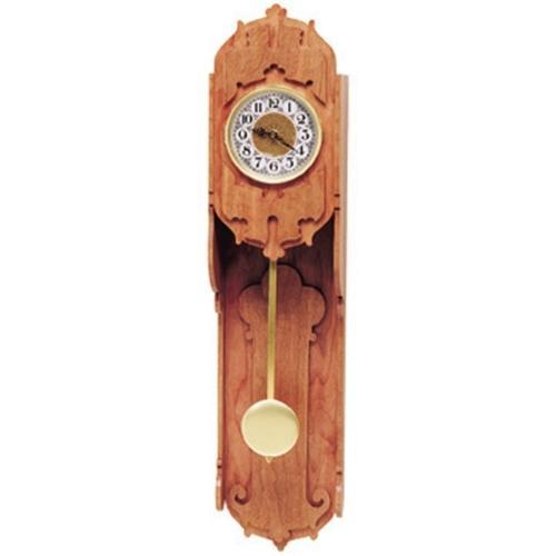 Cherry Tree Toys Colonial Wall Clock Plan