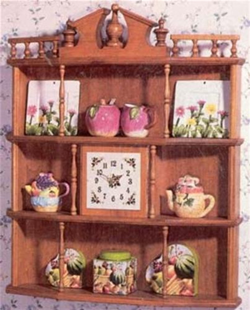 Cherry Tree Toys Webster Wall Unit Plan