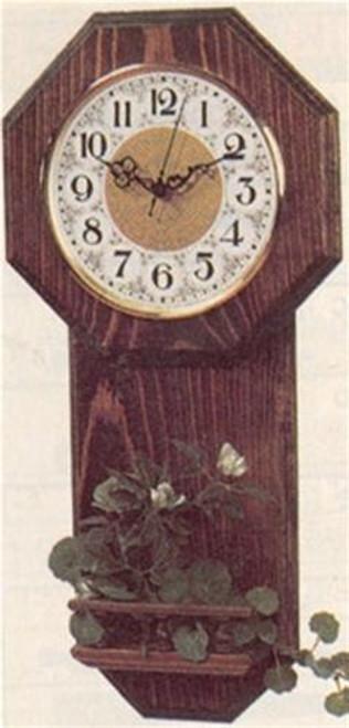 Cherry Tree Toys Schoolhouse Gallery Clock Plan