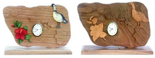 Wildwood Designs Hawaii Clock Pattern