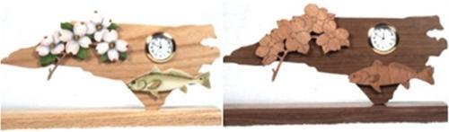 Wildwood Designs North Carolina Clock Pattern