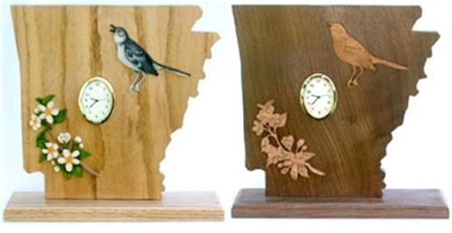 Wildwood Designs Arkansas Clock Pattern