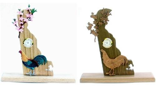 Wildwood Designs Delaware Clock Pattern