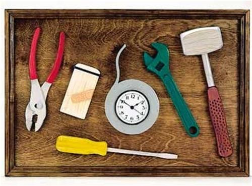 Cherry Tree Toys Mechanic Clock Plan