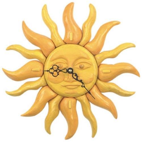 Cherry Tree Toys Sun Clock Plan