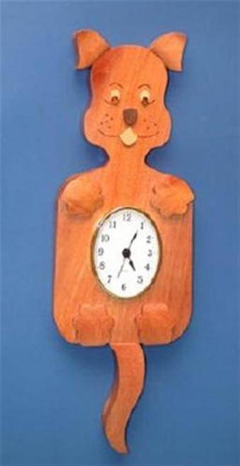 Cherry Tree Toys Puppy Clock Plan