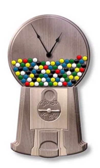 Cherry Tree Toys Gumball Machine Clock Plan