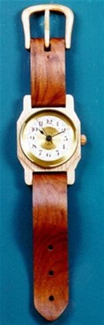 Wildwood Designs Wristwatch Clock Plan