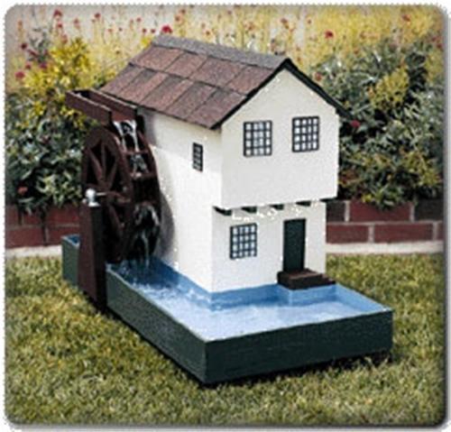 U-Bild Grist Mill Plan