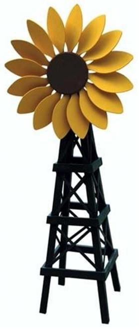 Cherry Tree Toys Sunflower Windmill Plan