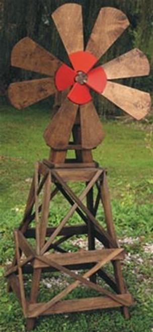 Cherry Tree Toys Prairie Windmill Plan