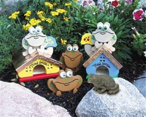 Meisel Toad Houses Plan