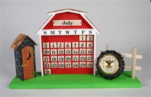 Cherry Tree Toys Farm Time Plan